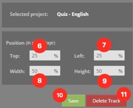 Cinema8 Articles - Interactive Video, Project Item Element 6
