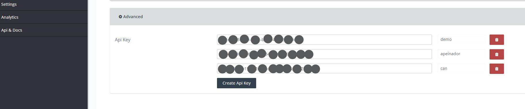 Cinema8 Interactive Video Articles - How To Create API Key For Development Purposes