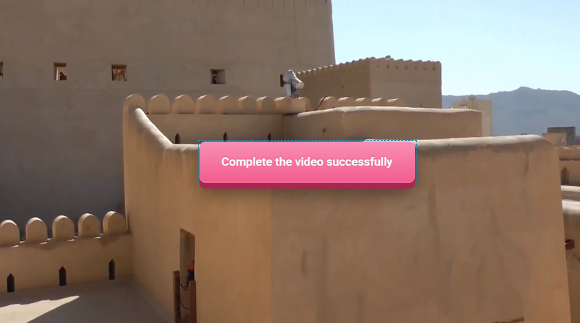 Cinema8 Interactive Video Articles - Setting the SCORM Status to Success by Conditions 3