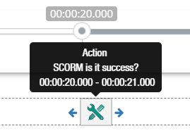 Cinema8 Interactive Video Articles - Setting the SCORM Status to Success by Conditions 1