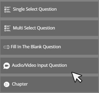 Cinema8 Artlices - Interactive Video, Audio/Video Input Question 1