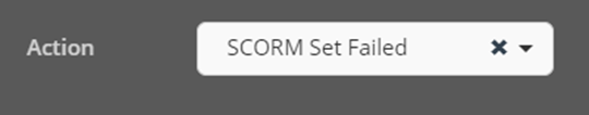 Cinema8 Interactive Video Articles - Setting the SCORM Status to Failed by Conditions 2